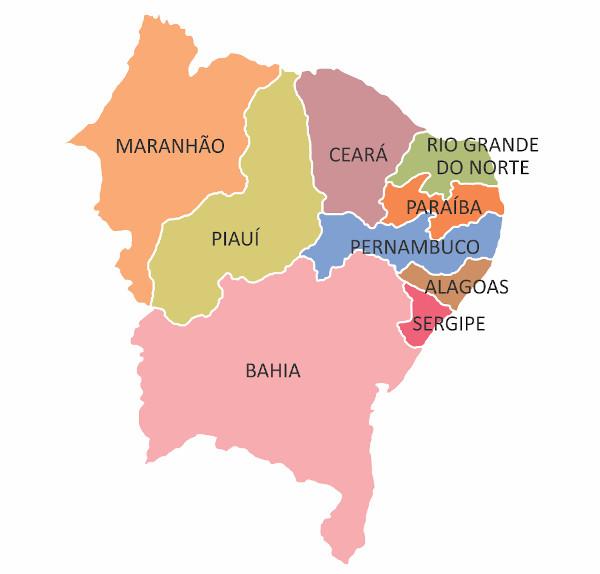 FADESP Ganha força na Região Nordeste do Brasil, com instalação em 4 estados